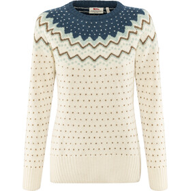 Fjällräven Övik Knit Sweater Damen glacier green
